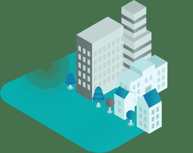Grafik Gebäudevv