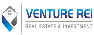 Logo Venture Rei - Real Estate & Investment