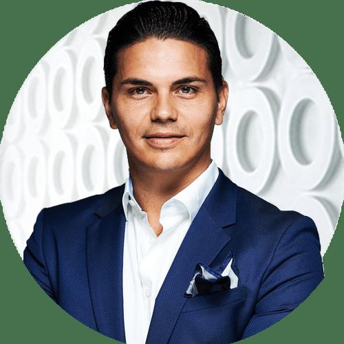 Ogulo CEO in den USA Max de Melo