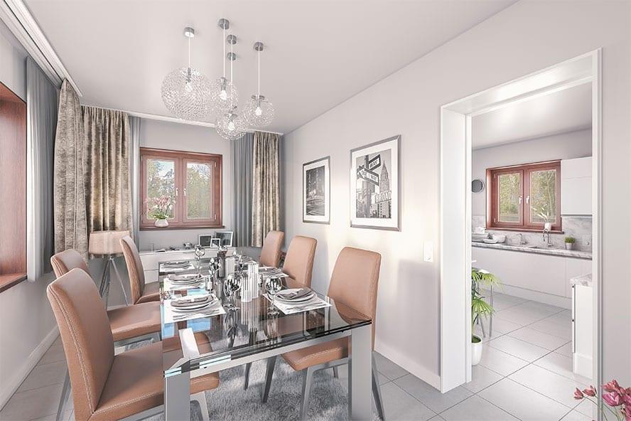 Mittels Home Staging verzaubern unsere Visualisierungsexperten Ihre Räume
