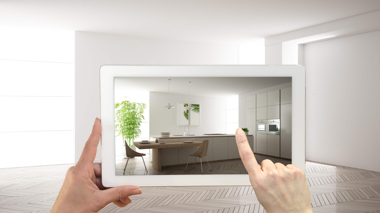 Tablet AR App