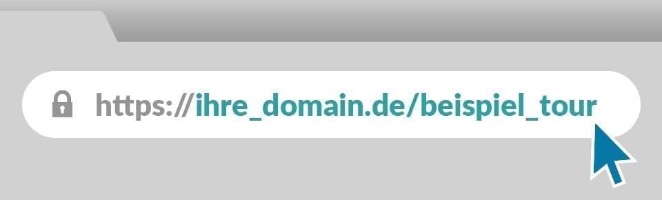 eigene Domain