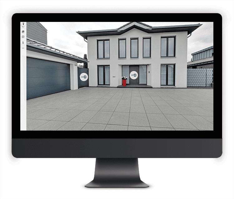 360 Grad Immobilienrundgang